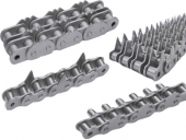 CONVEYOR CHAINS FOR SPECIAL USE
