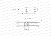 TYPE M, LARGE ROLLER (SKF)