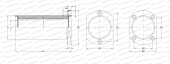 CORROSION RESISTANCE, PLASTIC CAGE (NB)